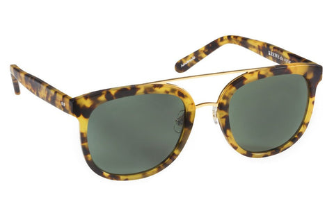 Krewe du Optic CL-10 Sunglasses in Matte Osaka Tortoise