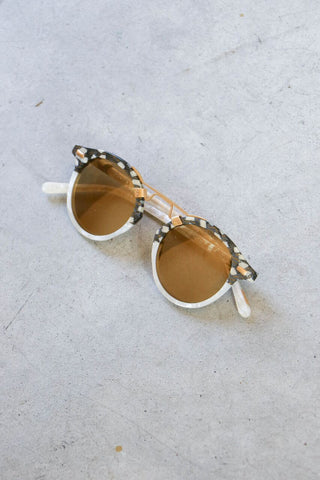 Krewe du Optic St. Louis Sunglasses in Stella to Magnolia