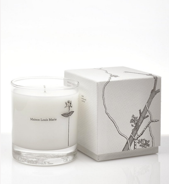 Maison Louis Marie Antidris - Lime Candle