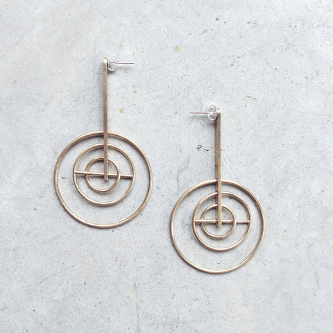 Metalepsis Kinetic Earrings