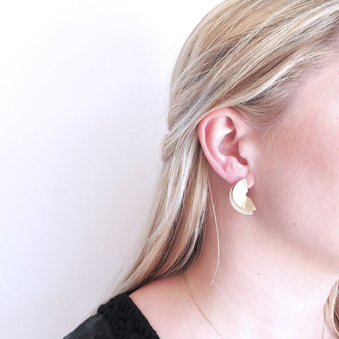 Metalepsis Lygia Earrings