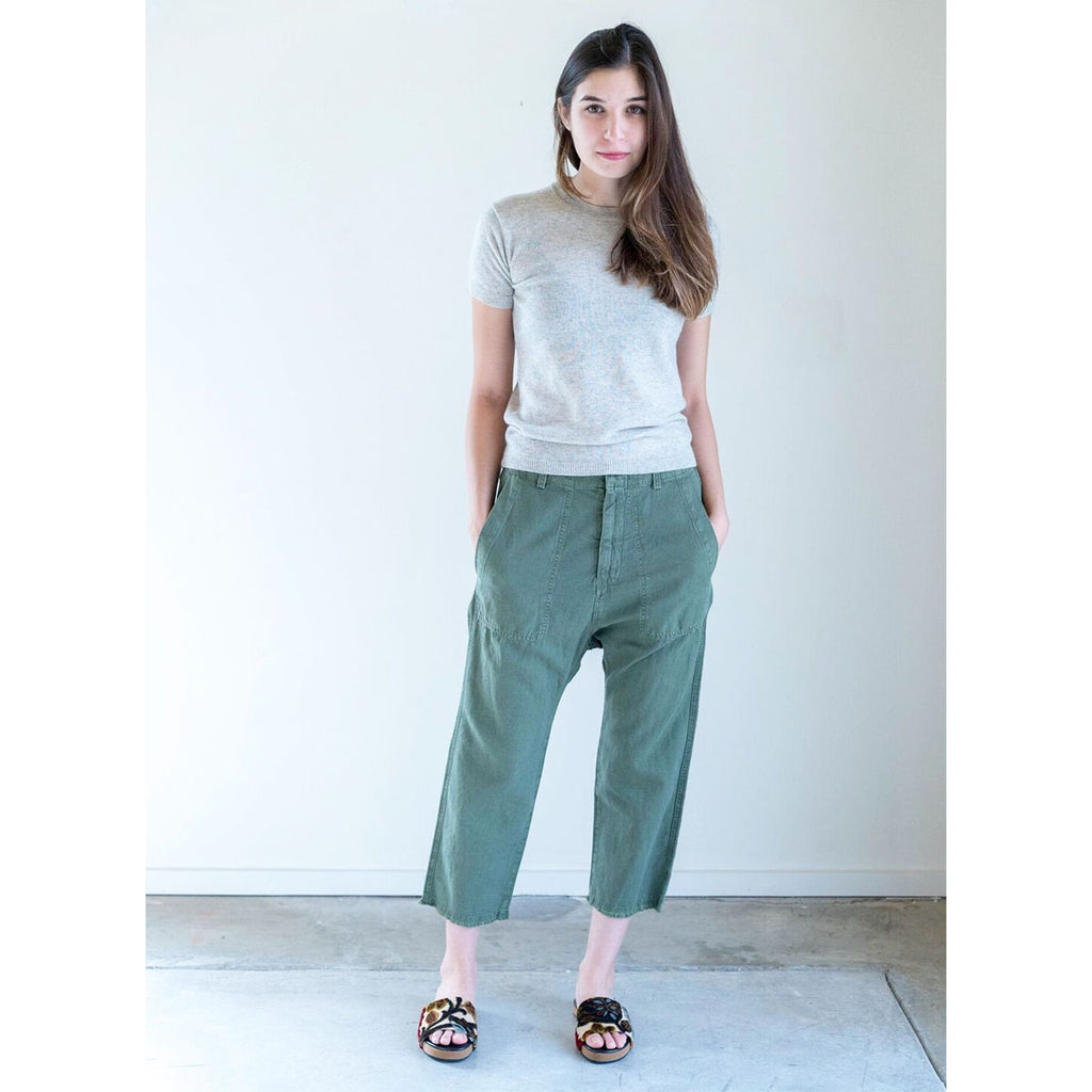 Nili Lotan Luna Pants in Camo