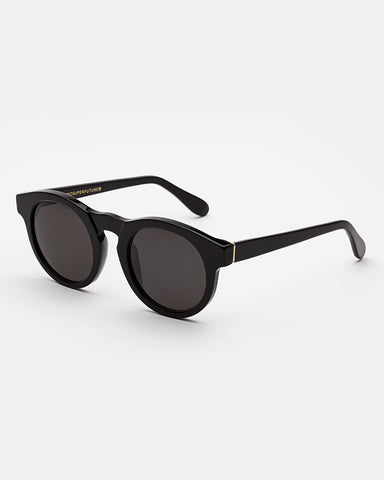 RetroSuperFuture Boy Sunglasses in Black