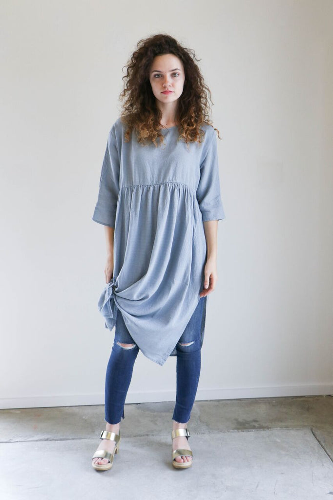 Revisited Terraza Dress in Blue