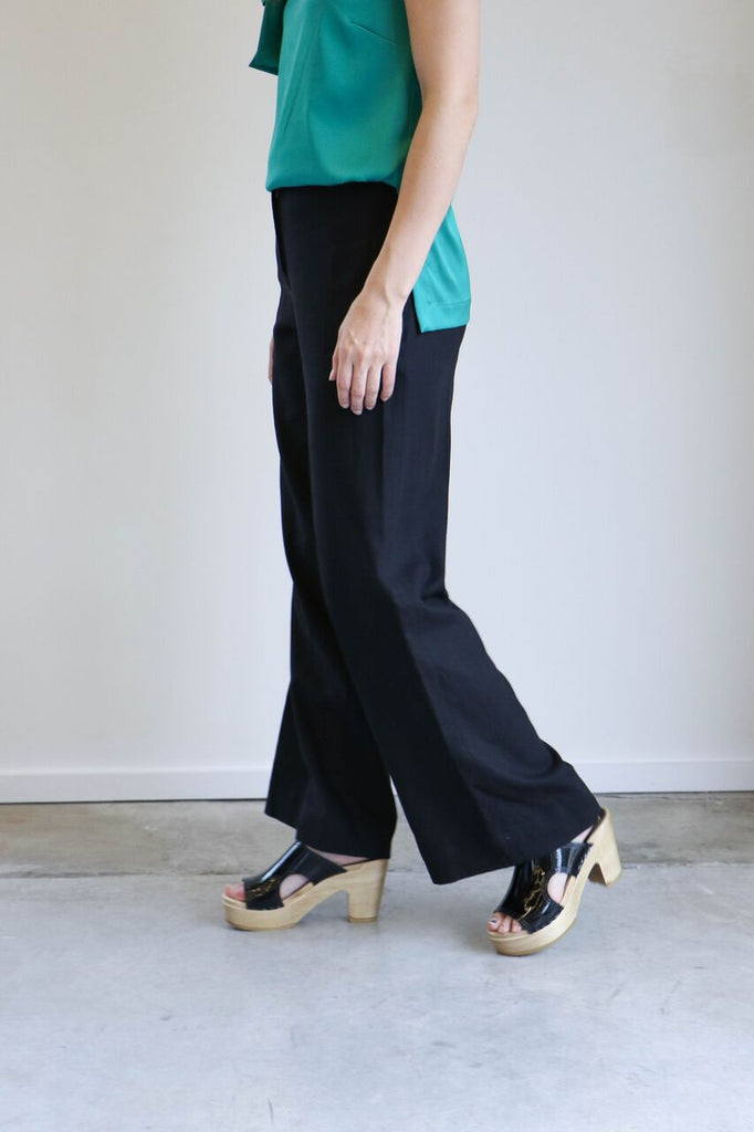 Heidi Merrick Leo Trouser in Black