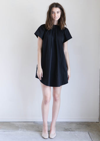 Sea NY Bow Back Dress in Black