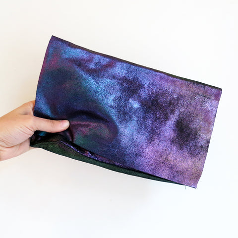 Tracey Tanner Carmen Clutch in Slick Sparkle