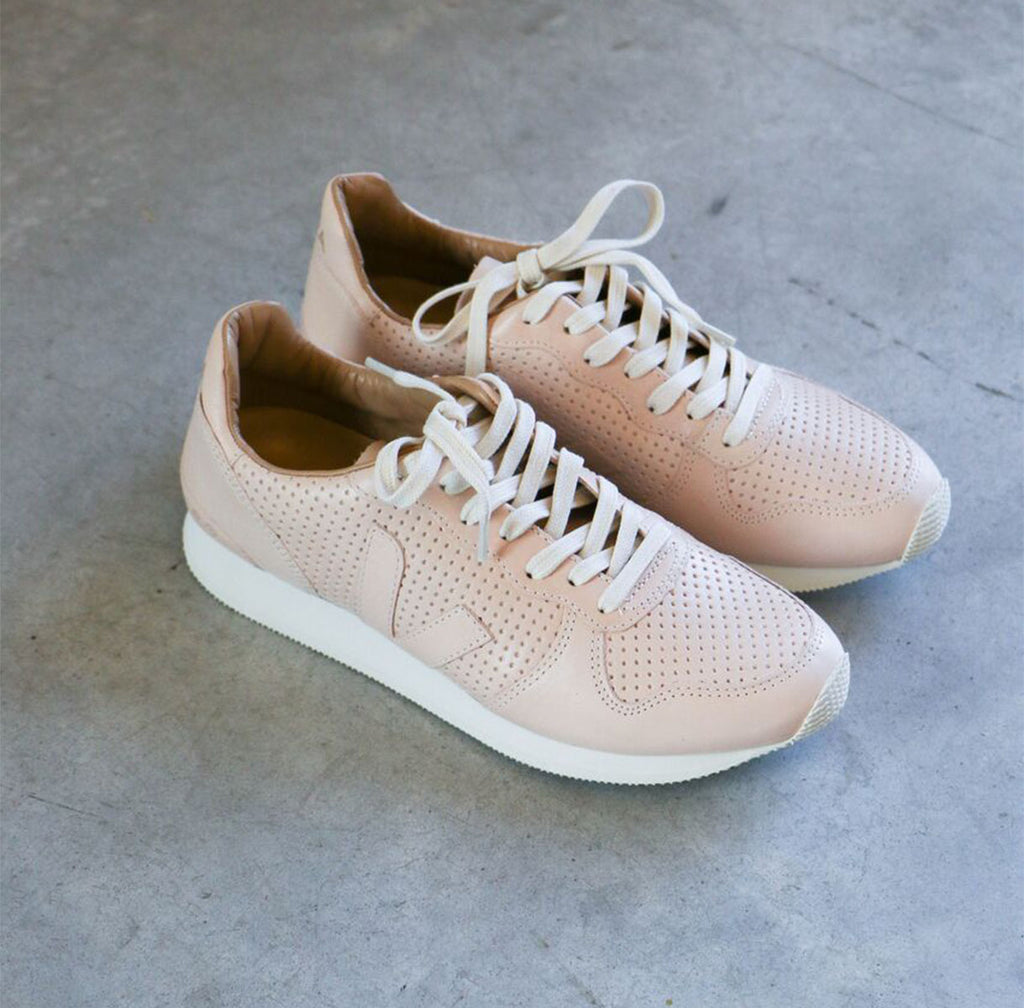 Veja Holiday Bastille Sneakers in Virgin