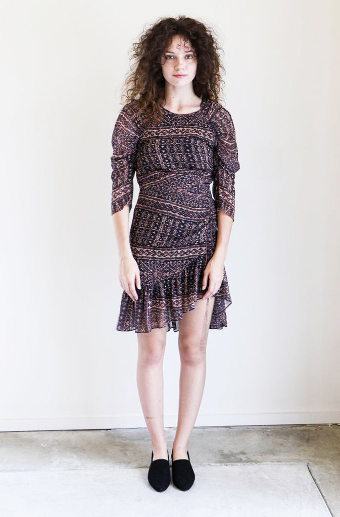 Ulla Johnson Aicha Dress in Earth