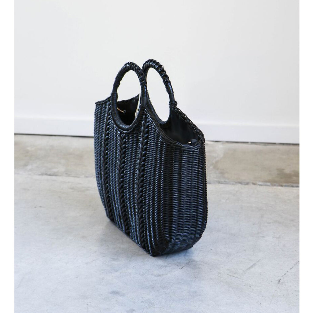 Ulla Johnson Amyris Tote in Black