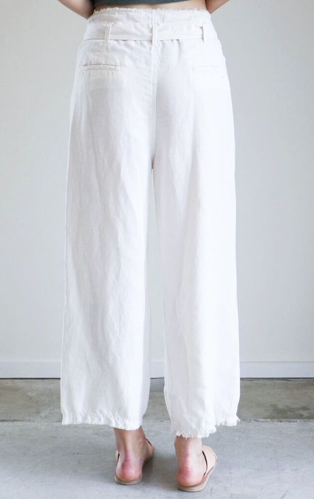 Pharaoh Kelly Pant in Bone