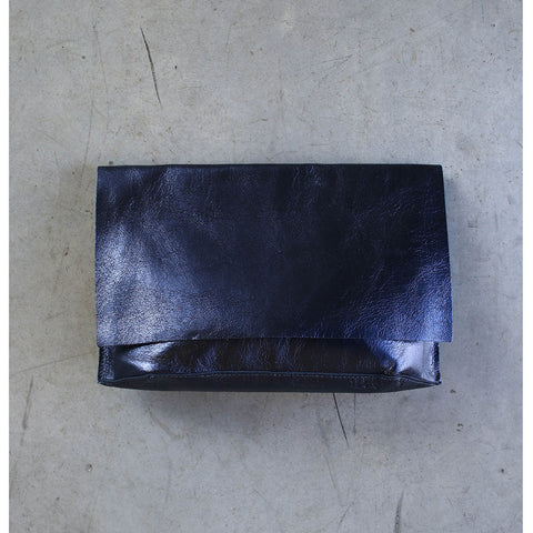 Tracey Tanner Carmen Clutch in Sapphire Ink