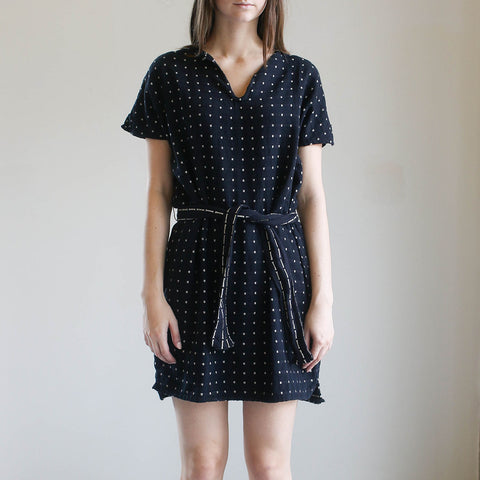 Ace & Jig Ojai Mini Dress Voyage