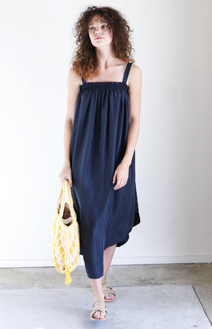 Loup Charmant Elba Dress in Midnight