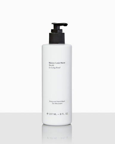 Maison Louis Marie No. 2 Le Long Fond Body & Hand Wash