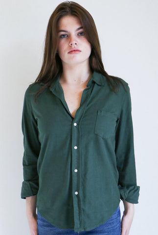 Frank & Eileen Barry Shirt in Forest