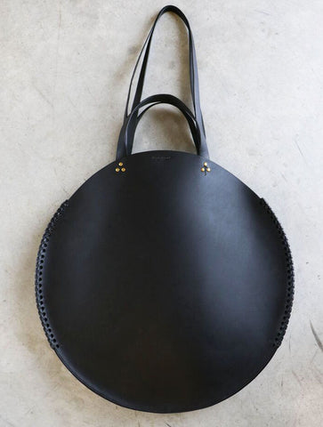 Jerome Dreyfuss Hector Bag in Noir