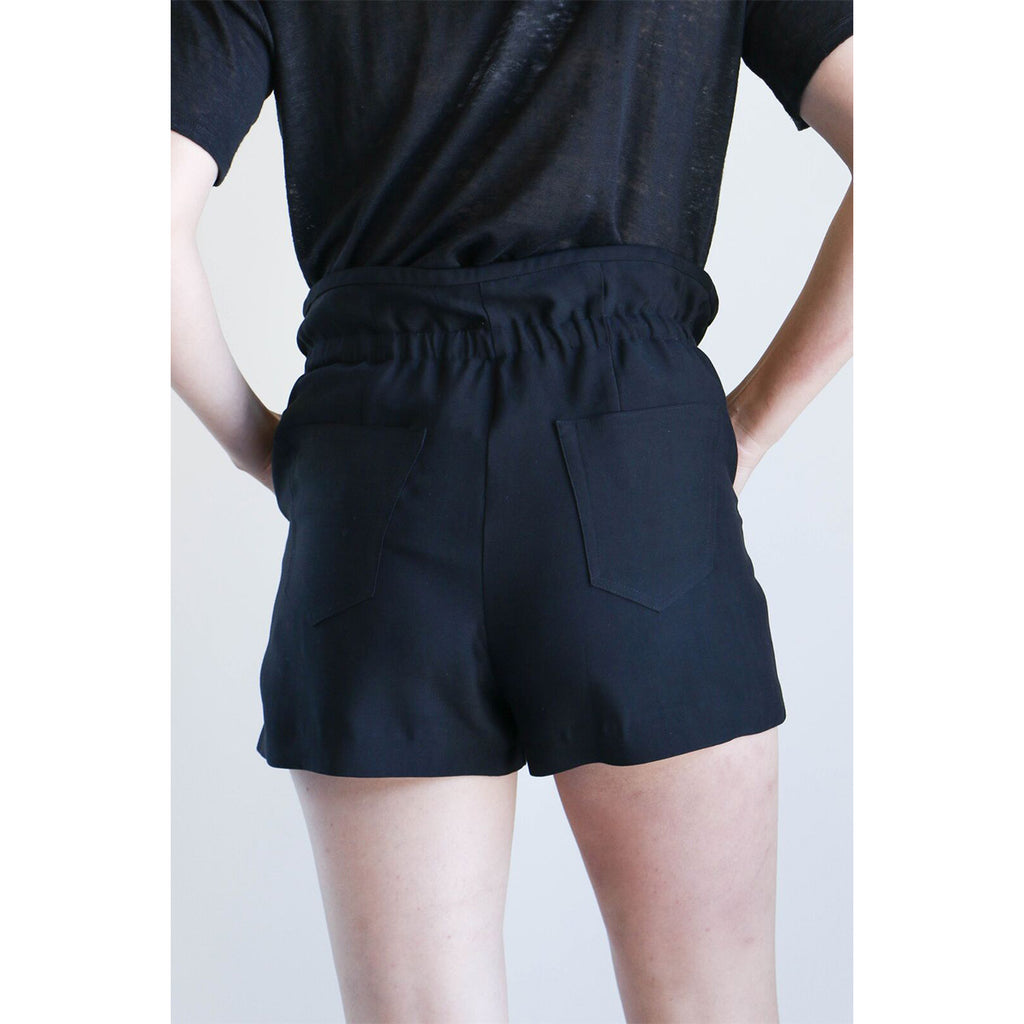 IRO Fineti Short in Black