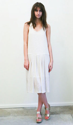 Koch Liam Dress in Oyster Knit