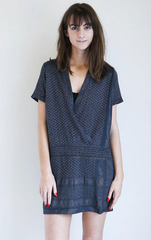 Cecilie Copenhagen Massive Dress in Blue Nights