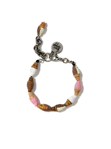 Venessa Arizaga Mr. Softee Bracelet