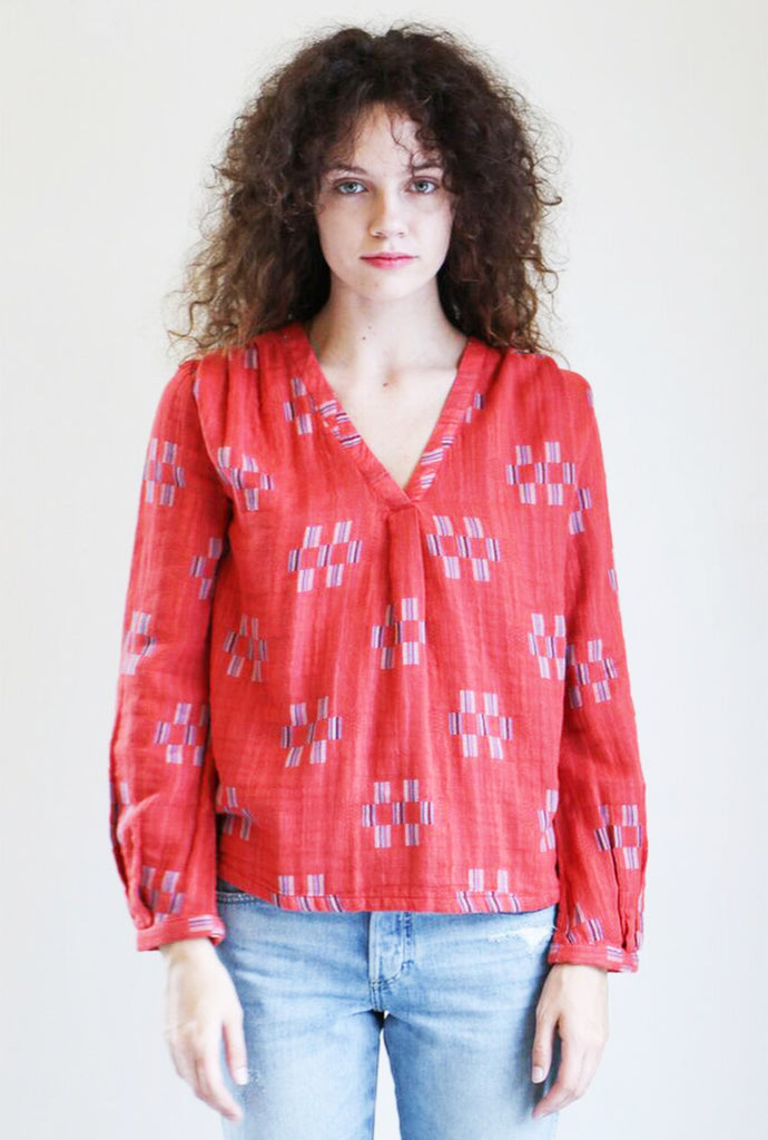 Ace & Jig Orla Top in Jolie