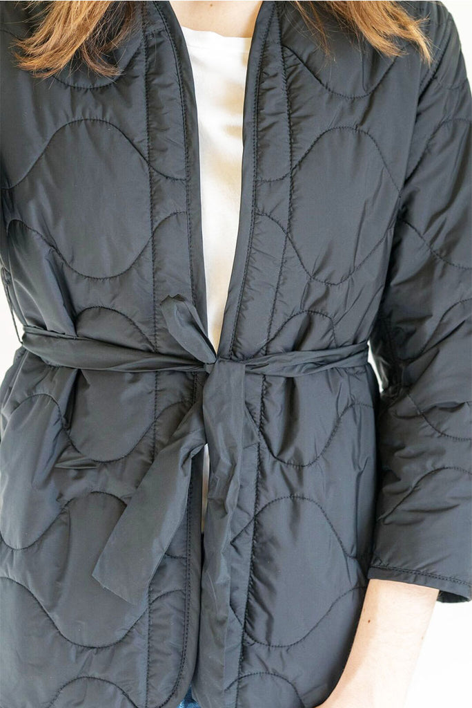 Nili Lotan Varick Jacket in Black