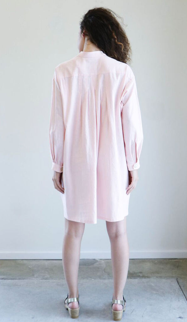 House Dress Wiggy Dress in Peony