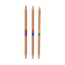 Load image into Gallery viewer, double ended colored pencils