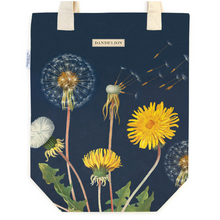 Load image into Gallery viewer, Cavallini & Co. Dandelion Tote Bag