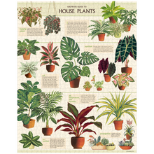 Load image into Gallery viewer, Pre Sale Cavallini & Co House Plants 1,000 Piece Puzzle