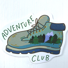 Load image into Gallery viewer, Adventure Club Sticker
