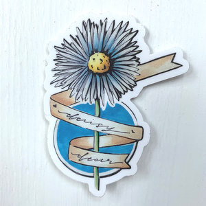 Daisy Dear Sticker