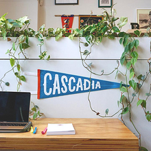 Load image into Gallery viewer, Cascadia Pennant