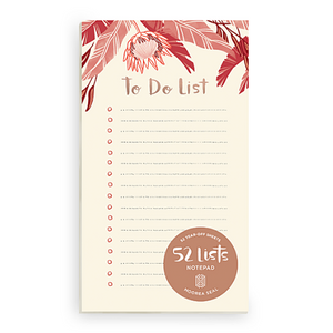 "52 Lists ""To Do List"""
