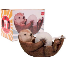 Load image into Gallery viewer, Otto Otter Tape Dispenser
