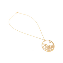 Load image into Gallery viewer, Gold Tacoma Necklace