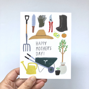 Garden Mom Mother's Day Card