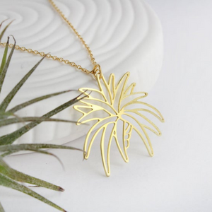 Air Plant Necklace/ Small