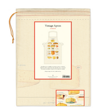 Load image into Gallery viewer, Cavallini & Co. Cheese Vintage Apron