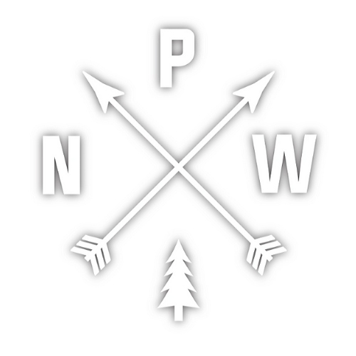 PNW Arrows Diecut Sticker