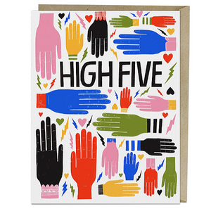 Card: Highest of High Fives
