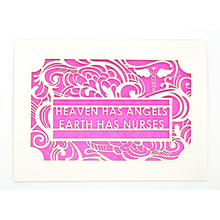 Load image into Gallery viewer, Heaven Has Angels Card