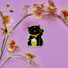 Load image into Gallery viewer, Lucky Cat Sticker