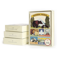 Load image into Gallery viewer, Cavallini & Co. National Parks Boxed Note Cards