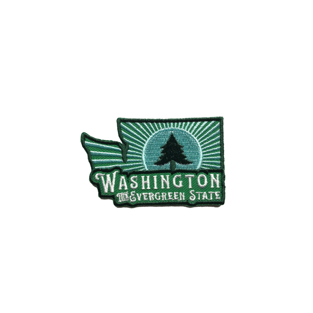 Washington Green Patch