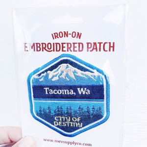 Tacoma, Wa City of Destiny Patch