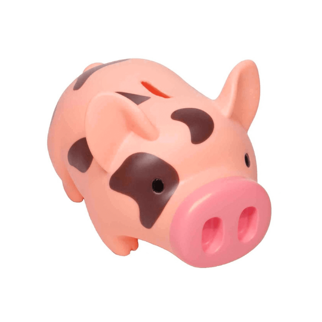 Piglet Bank Pink/Brown