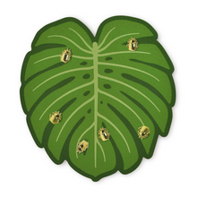 Load image into Gallery viewer, Pinned Up Leaf + Beetle