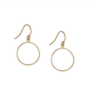 GF Karma Drop Earrings